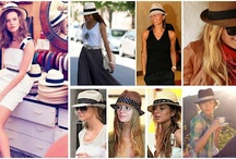 Chapéus, turbantes e etc