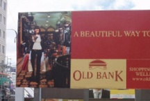 Commercial Print Campaign - Old Bank, Wgtn