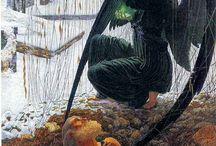 Ilustraciones Halloween / Halloween illustrations.