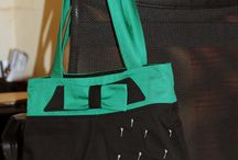 Tre gatte bags / I make these!