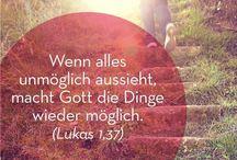 Glaube (JESUS)