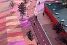 public space - shared space