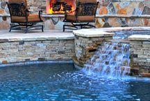 Dream Backyard / gotta have a dream backyard to go with my dream home!!