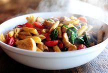 Recipes - Pasta/Noodles/Rice / Pasta / Noodles and rice recipes