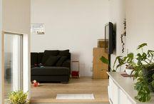 玄関 / 香川県でソラマドの家を建てています、センコー産業です。 香川県内で手掛けた「ソラマドの家」の写真(施工例)を掲載しています。 実際に「ソラマドの家」を見たい方。香川県綾歌郡宇多津町にモデルハウスもございます。ぜひ遊びに来てください♬