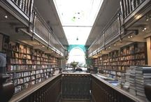 Sexy Bookshops & Libraries