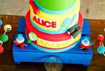 Alice 5 anos