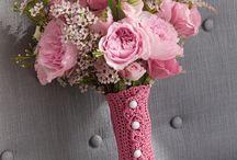 Crochet bridal
