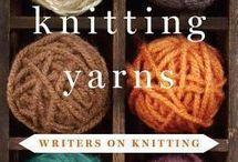 Needlework Group / Books on knitting, crocheting, cross-stitch and other needlework techniques. Find all these books at HCTPL. / by HCTPL