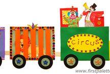 preschool circus theme