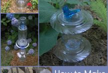 glass plate totems