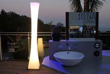 Pujol Iluminación en Starlite Marbella / Pujol Iluminación está presente en Starlite Marbella 2016 con la arquitectónica luminaria de exterior MASAI en la Terraza Lounge VIP diseñada por Carmen Barasona.