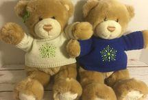 Hug me Plush things / stuffed animals to love