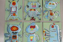 1st Grade Art Lessons / by Amanda Marie G.