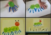 Hand painting ideas