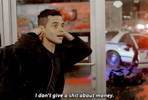 Mr Robot/FSociety / Beliefs are built on lies