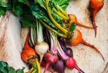 Crops / Future garden produce