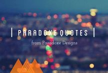 Paradoxe Quotes / A board which shares you beautiful quotes , awesome movie dialogues. Am sure you will love it. Take a look !