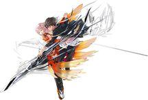 Anime & Games