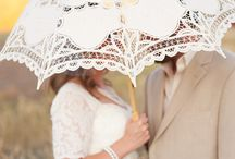 Romantic Umbrellas