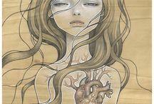Illustration / by Miguel Mora Hernández