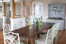 Dining Room / Dining room decor inspiration and tablescapes.  / by Studio1404