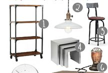 creative industrial style