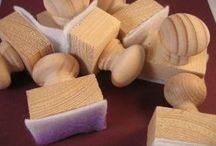 Handmade Blending Tool's