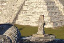 cest.Sev.Amerika-Mexiko