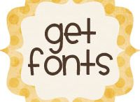 fonts / by Andrea Lee