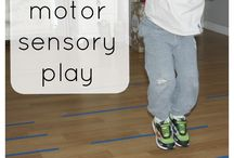 OT Gross Motor ideas