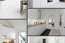 Meble kuchenne - styl skandynawski