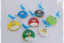 festa - Angry Birds / Tudo sobre Angry birds