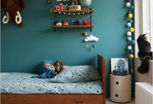 Kidsroom -> Boys 8+ / The Son needs A new bedroom, let's do it!