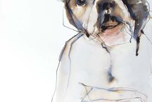 Animals in Art / Paintings and drawings of animals
