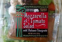 トレジョ 冷蔵お惣菜、サラダ Trader Joe's Prepacked Foods