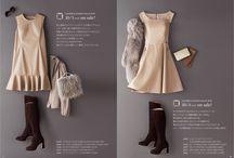 Foxey / 憧れのお洋服達꒰*´艸`*꒱