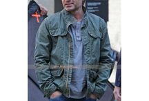 The X-Files David Duchovny Jacket