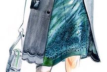 Fashion ilustrations