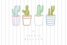 Cactus / Cactuses: the greatest planta