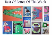 Letters of the Week / by Vanessa Abbott