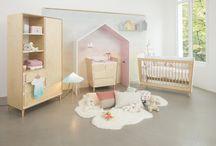 Natalys et la chambre de bébé / Découvrez les chambres Natalys, un univers tout en douceur pour le cocon de bébé.