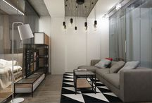 Apartment Design and Decor for Young Couple