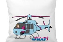 Girls Can't WHAT? Pilot Girl / The coolest place for Pilot Girls and the famous Girls Can't WHAT? gifts that you can choose from to have and to give.