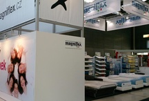 Veletrhy Magniflex - Trade Fairs