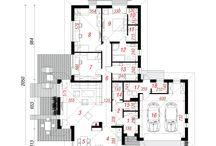 családi házak alaprajzai