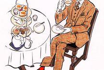 Men Style Illustrations