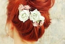 Hair & Beauty Stuff / by Mafe Peña