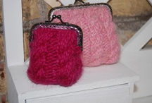 Knitted Purse / by Atölye HobiKeyif