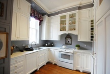 kitchen dreams / What I dream of having in my someday kitchen.